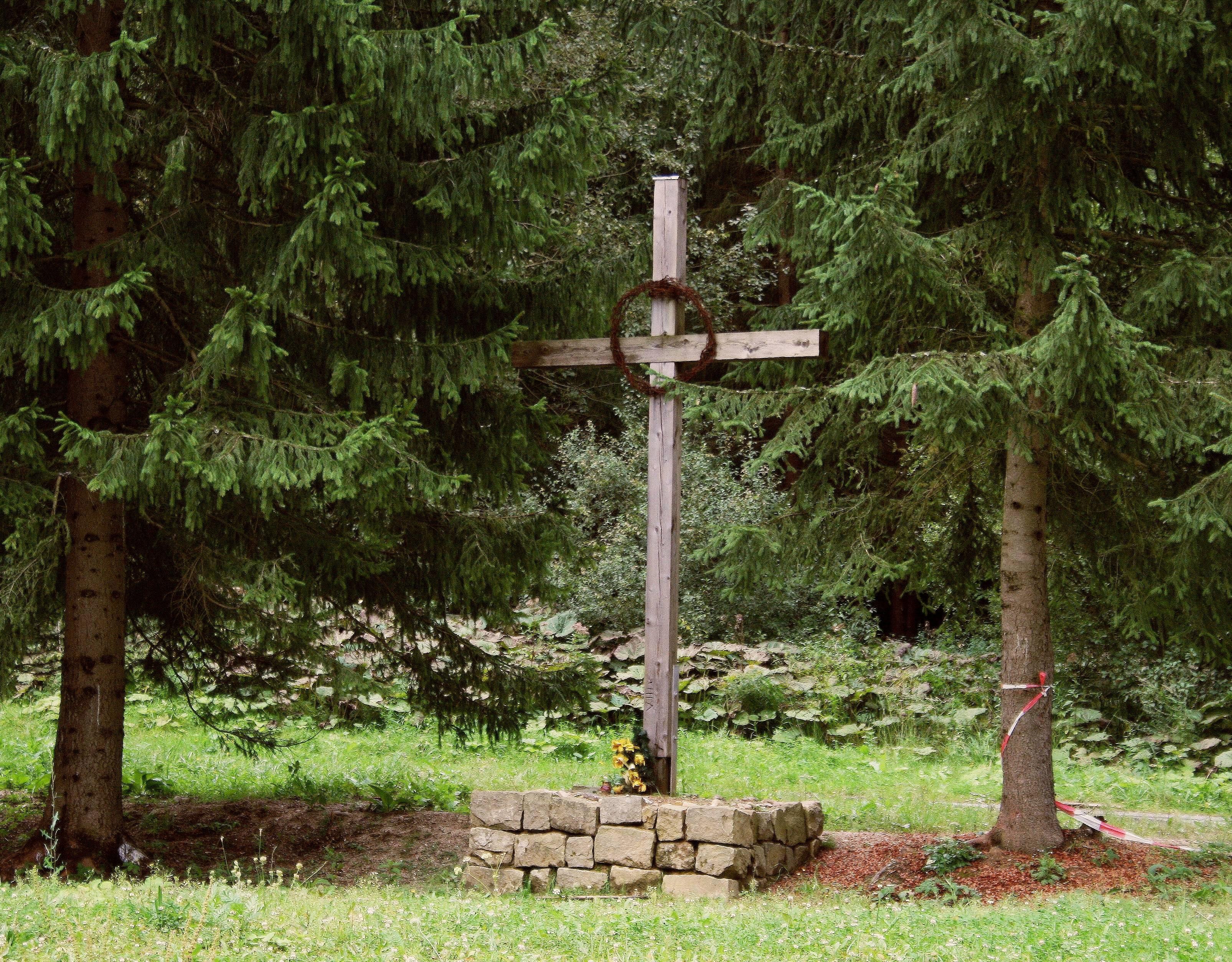 Smírčí kříž