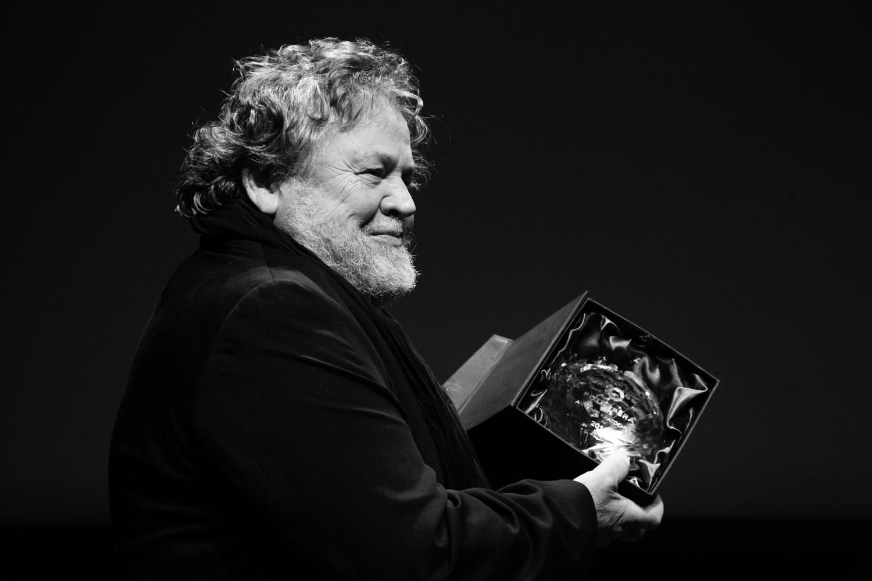Antonín Kratochvíl převzal ocenění Fotosféra Award 2014