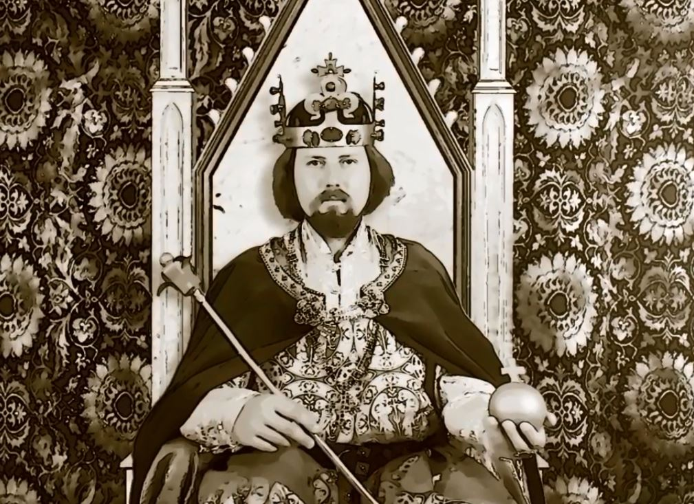 Korunovace Karal IV.