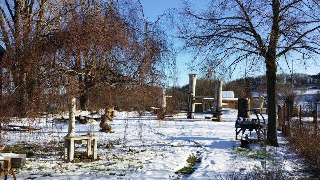 zimní zahrada BUBEC