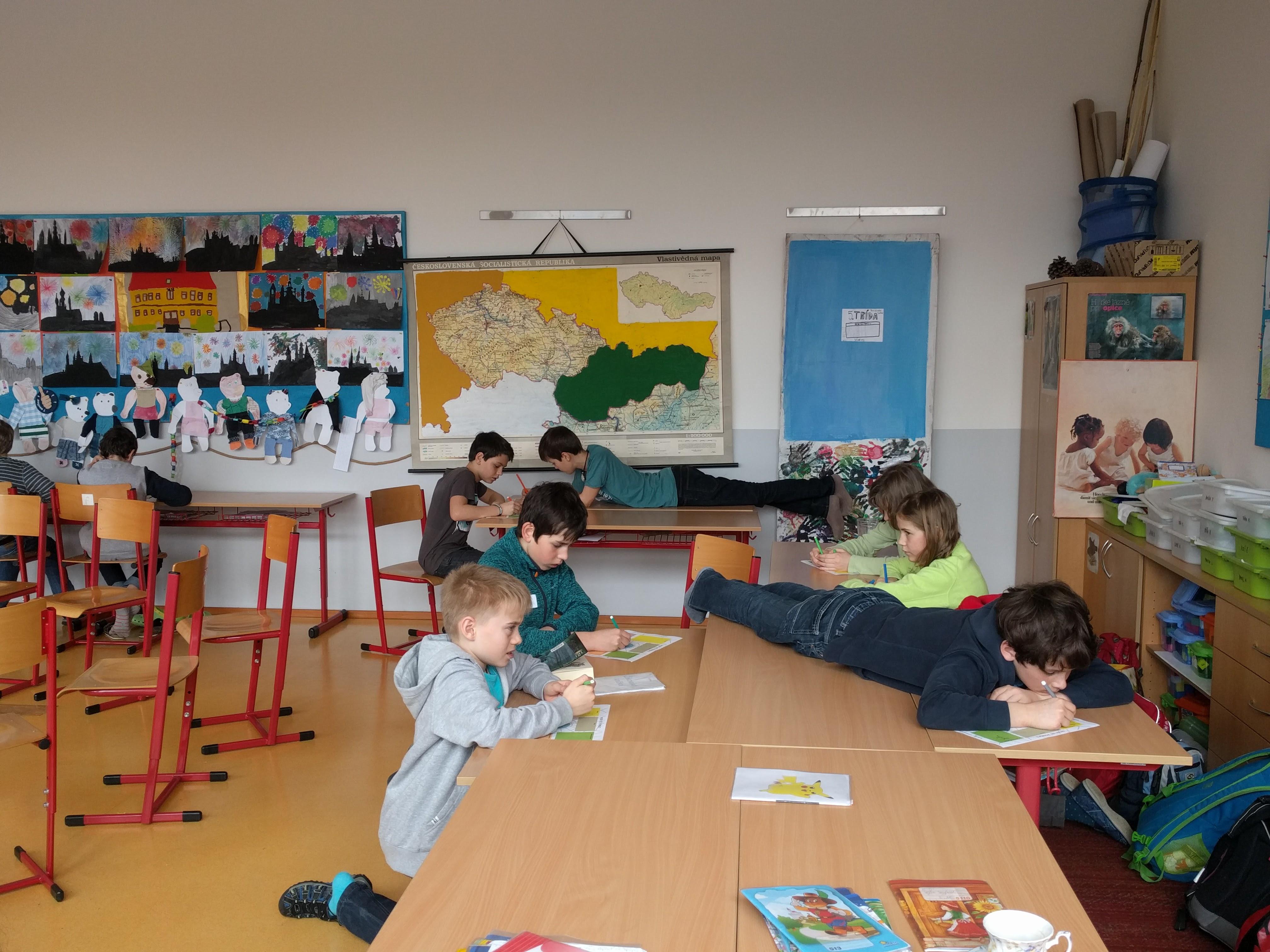 Zapojujeme děti interaktivní a zážitkovou formou