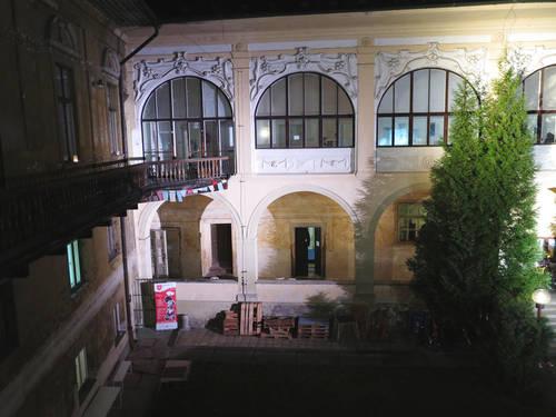 Wurmova 7 - současné sídlo Divadla na cucky