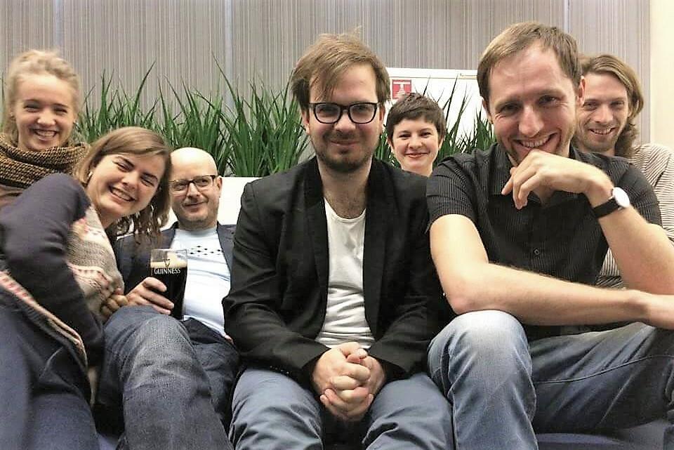 Alžběta Kvapilová, Simona Vičarová, Petr Nerušil, Jan Žůrek, Magdaléna Petráková, Zdeněk Vévoda a Vladimír Foret.
