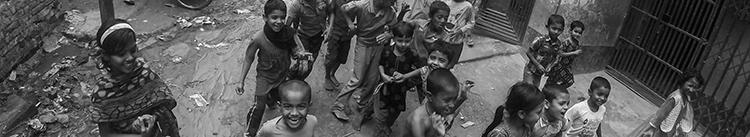 Děti ze slumu