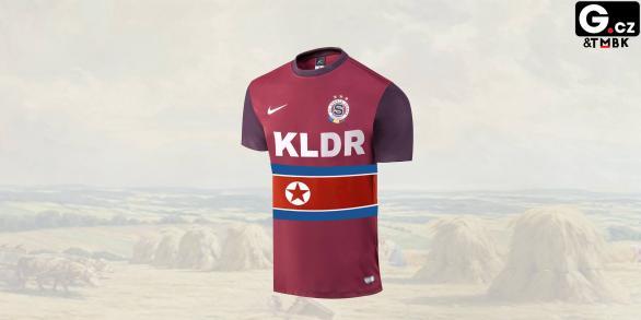 Sparta představila nové dresy
