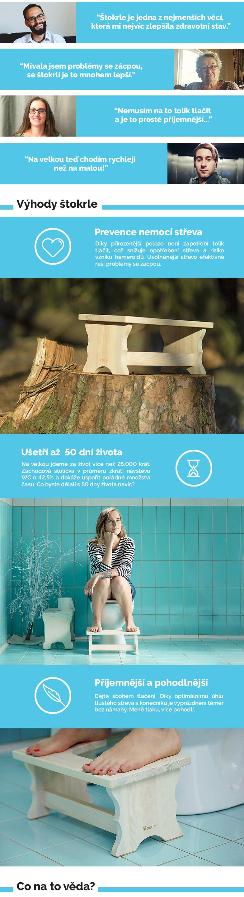 92ac820c8 Štokrle slouží jako prevence některých střevních nemocí, ale pomáhá i zcela  zdravým lidem lépe se vyprázdnit a předcházet zácpě. Štokrli již vlastní  více ...