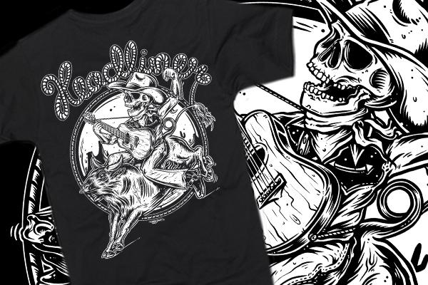 Design limitky trička by Vojtěch Woody Troják 56b710a370