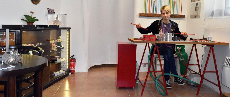 Foto z atelieru