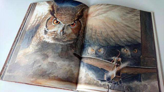 Kniha LINDBERGH - Dobrodružství létajícího myšáka