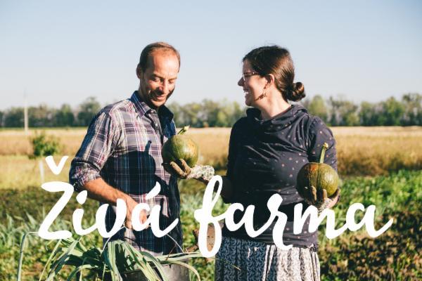 Hithit - ŽIVÁ FARMA - Z POLE DO SKLENIČKY