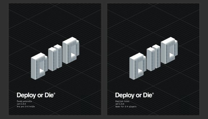 pravidla Deploy or Die