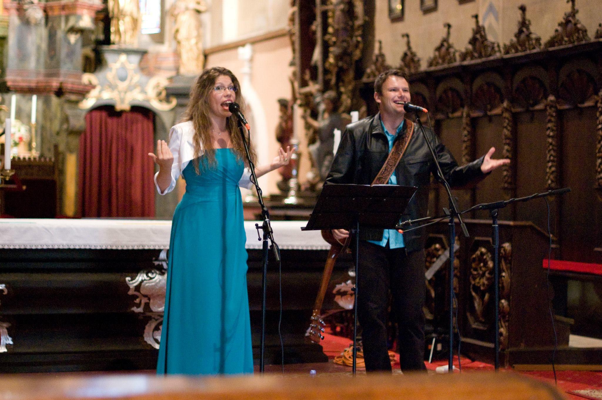 Koncert v Kašperských Horách