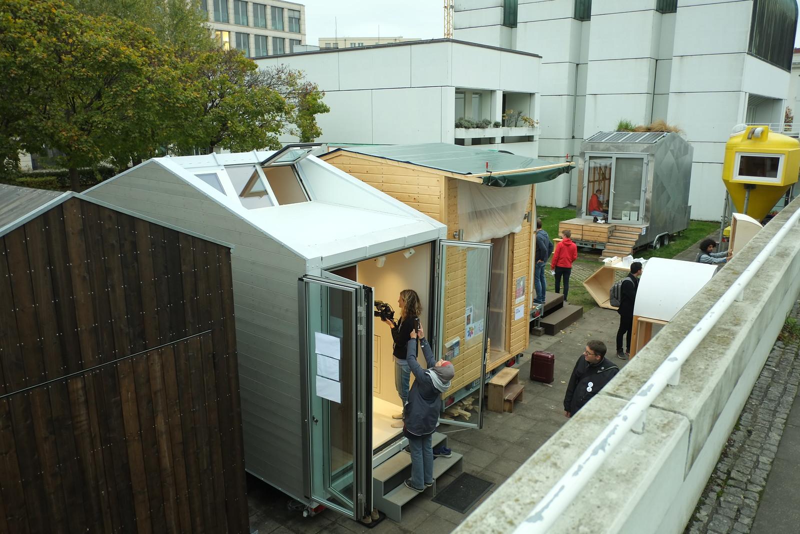 Ilustrační obrázek - Bauhaus Campus Berlín - zdroj: Nicolás Boullosa