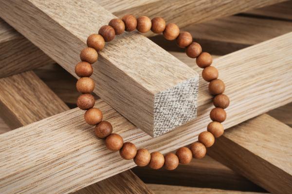 dřevo použité při výrobě zápalek