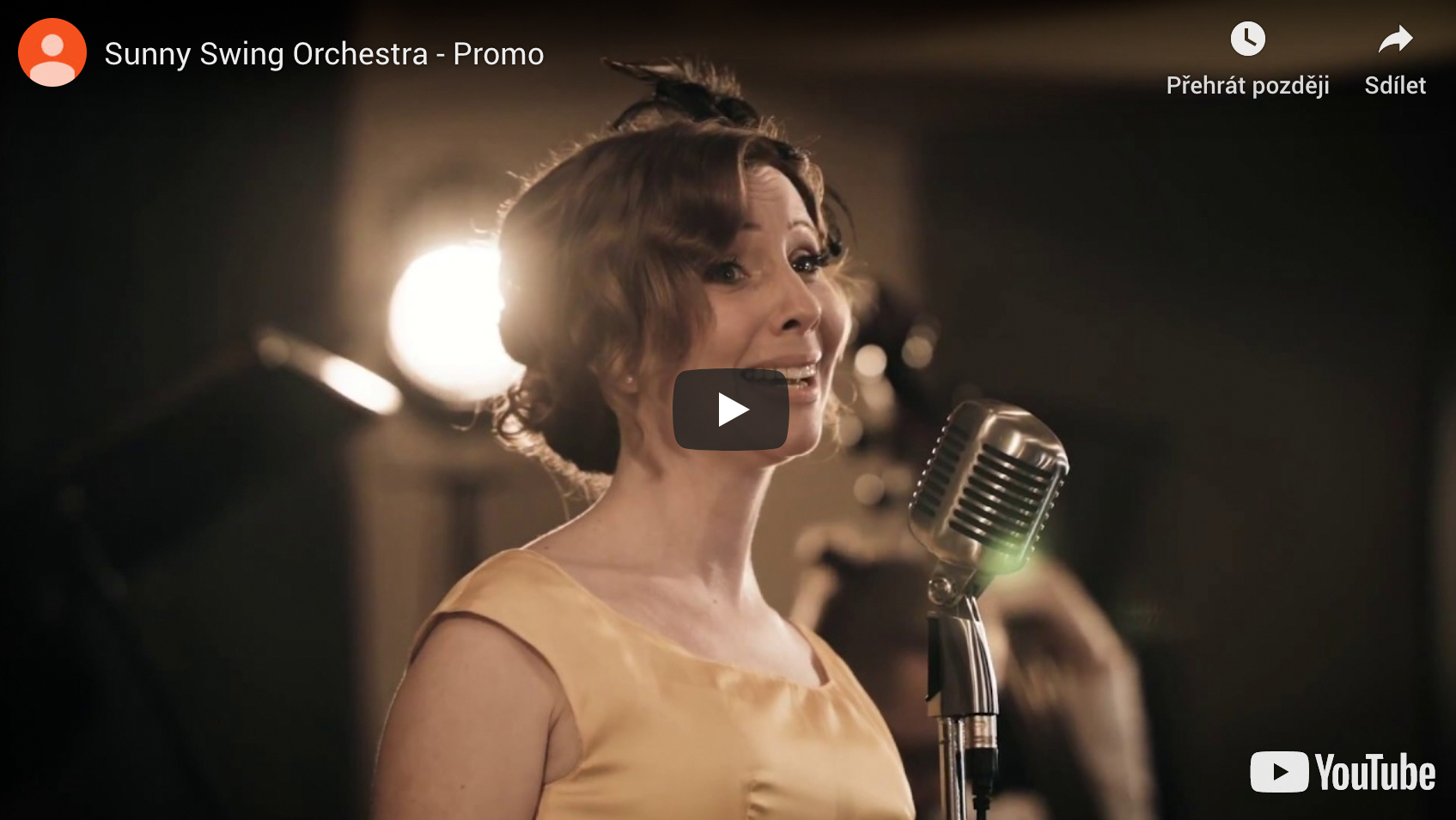 Video Sunny Swing Orchestra