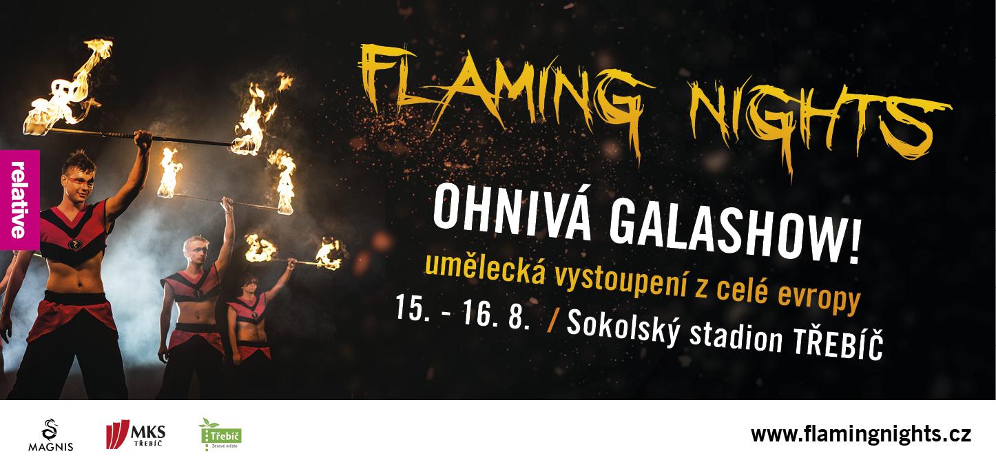 2. Pilíř. Jedna z největších ohnivých galashow v Evropě!