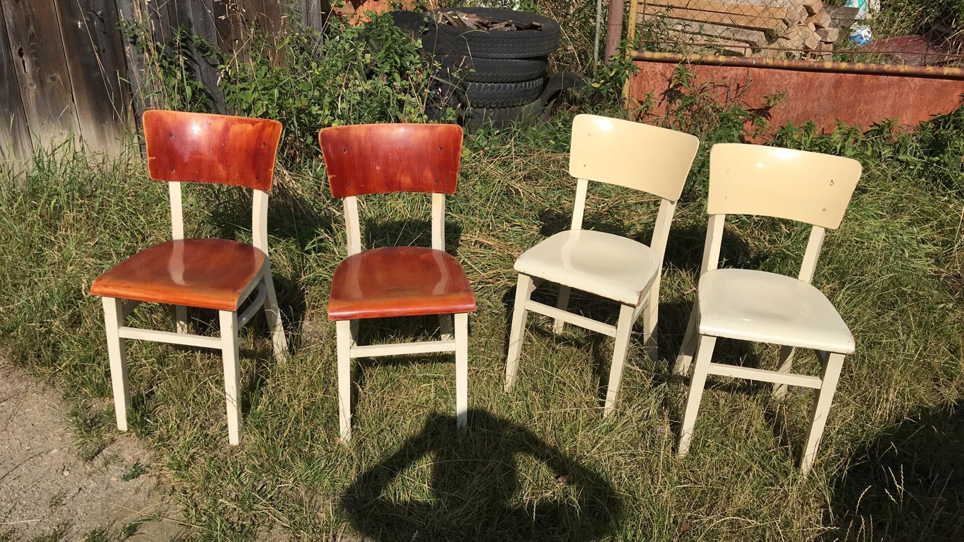 židle TON k adopci
