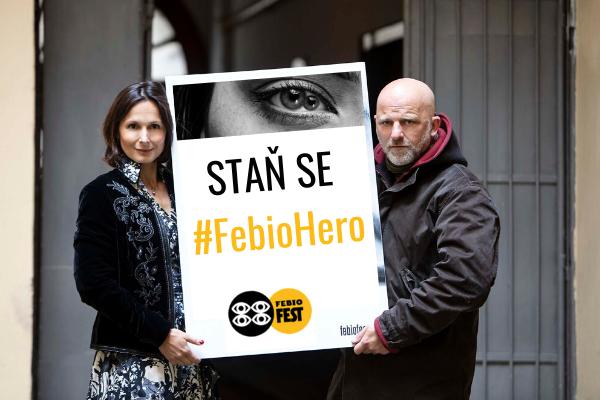 Staň se #FebioHero