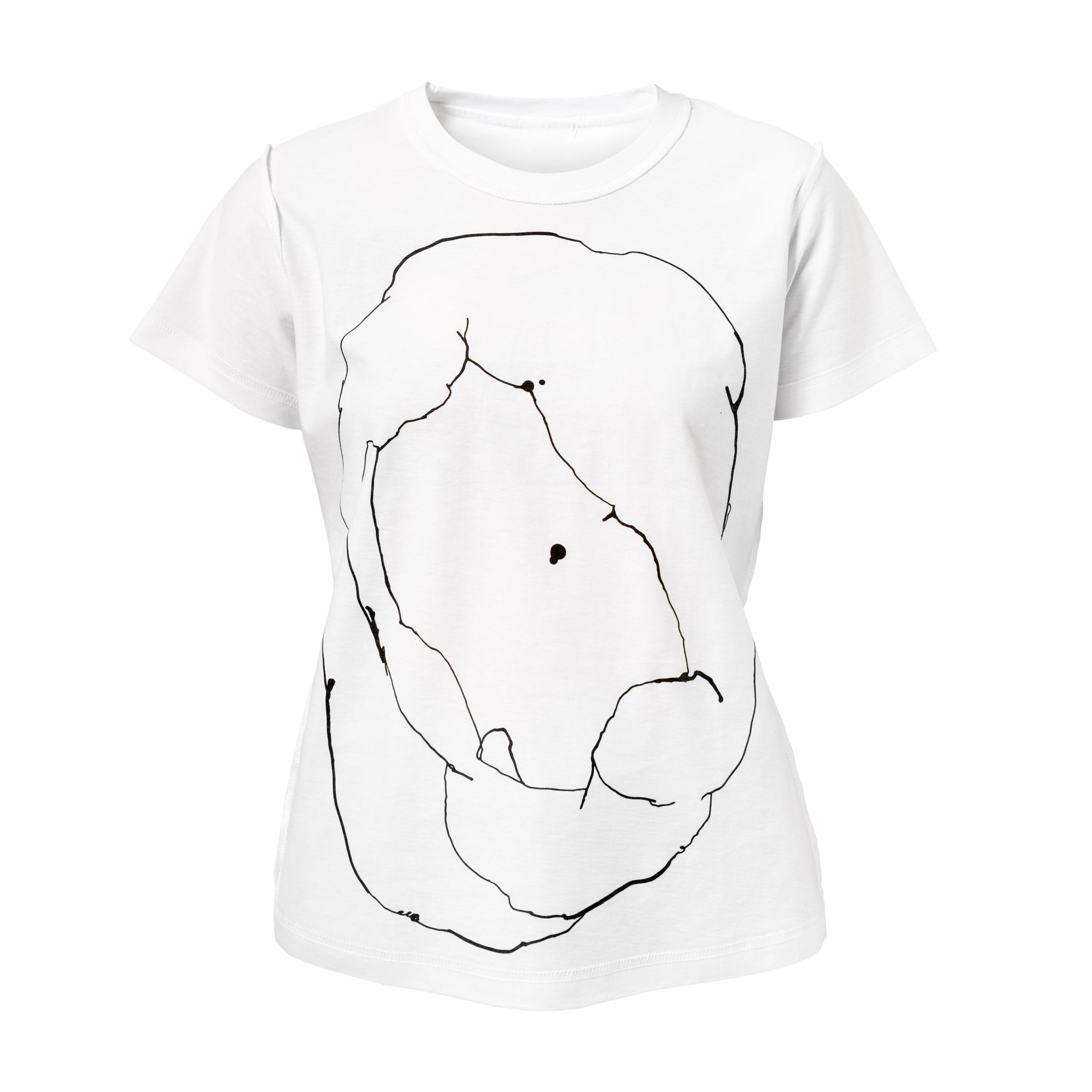Dámské tričko - varianta 3