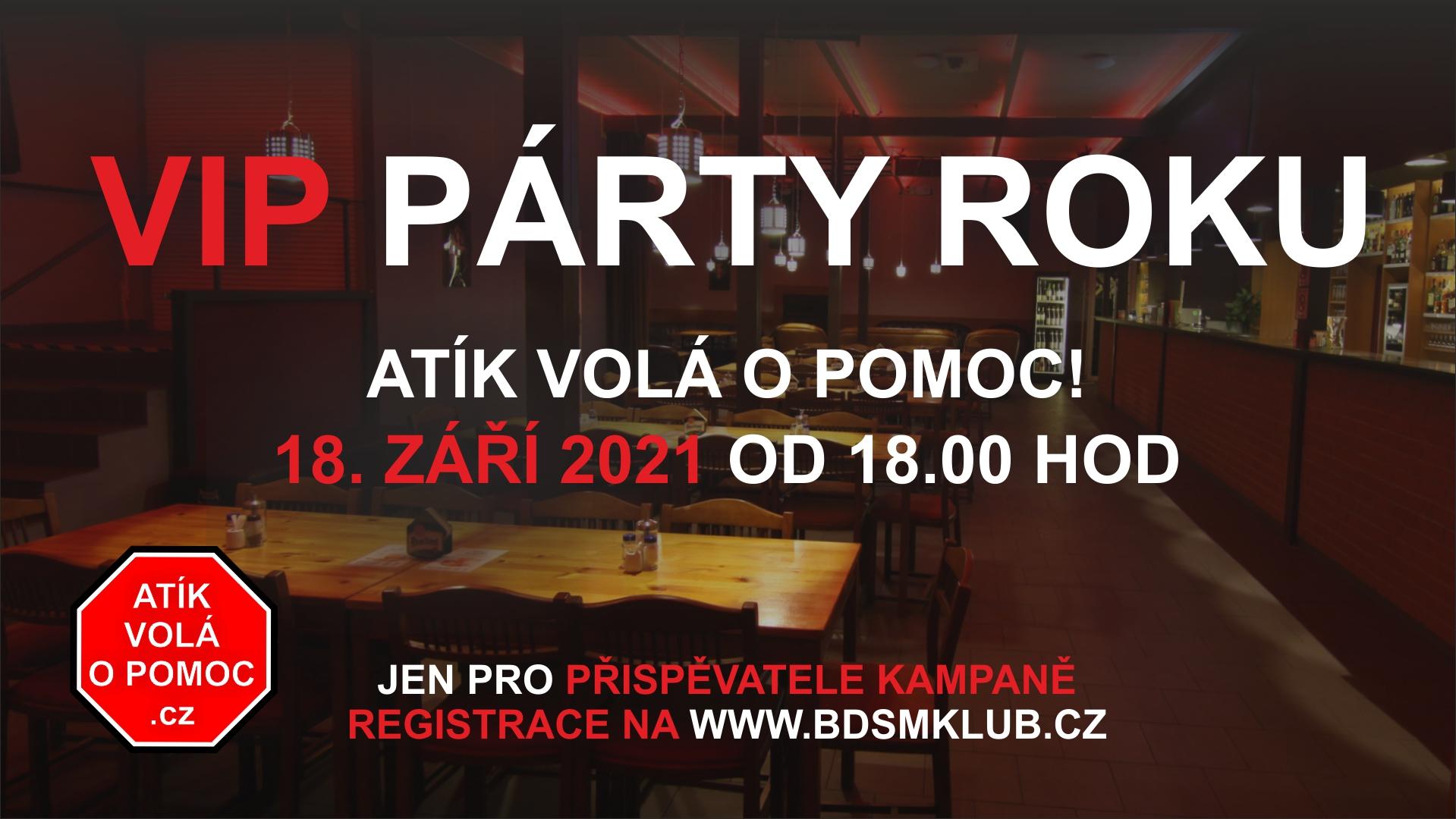VIP PARTY ROKU