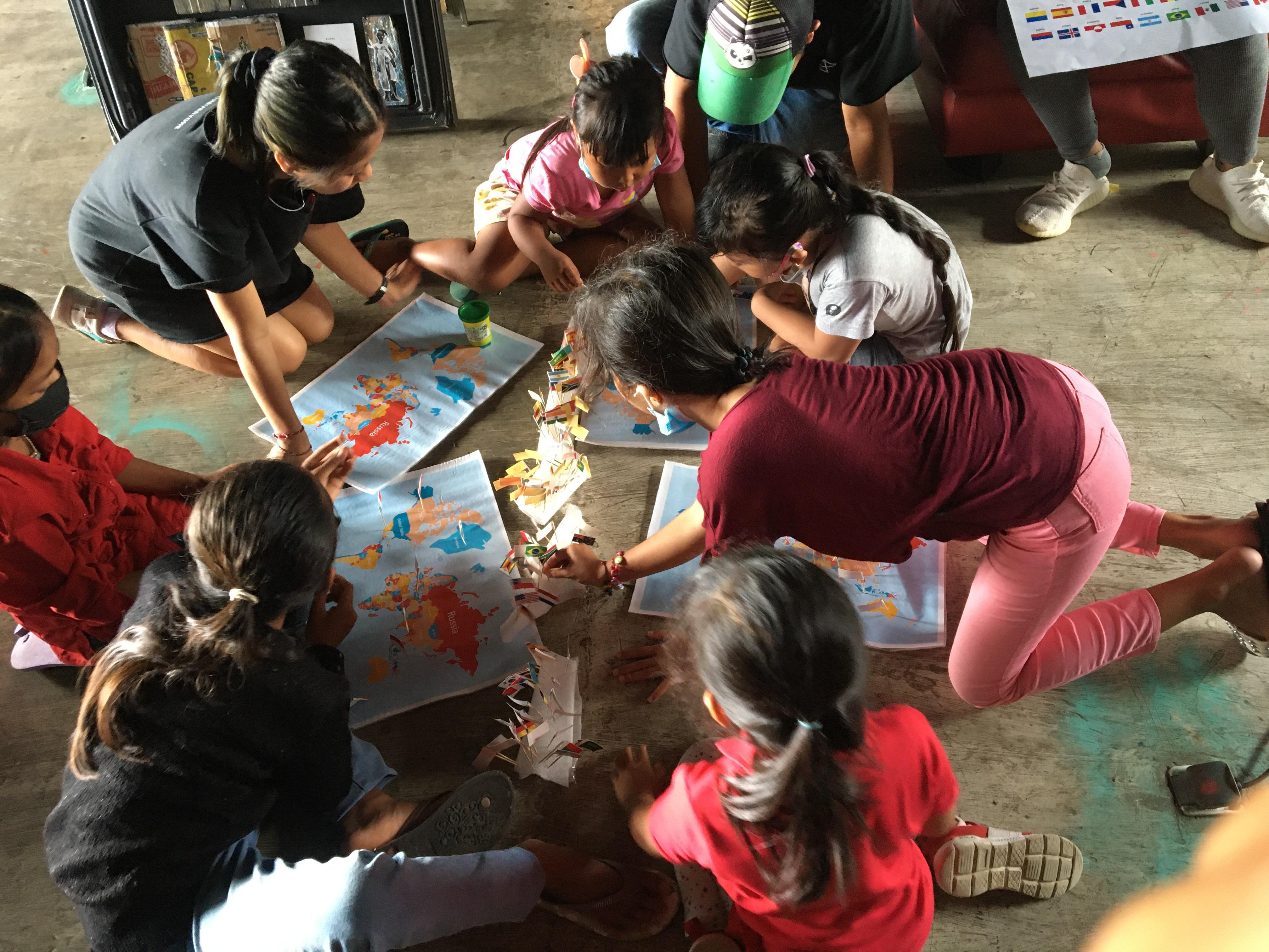 KIDS DAYS pravidelné workshopy pro lokální komunitu